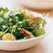 Warm Sausage and Potato Salad with Arugula Recipe