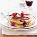 Oatmeal-Raspberry Pancakes with Berry Coulis Recipe