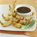 Crunchy Shrimp Wontons with Green-Onion Dipping Sauce Recipe
