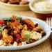 Shrimp and Vegetable Tagine with Couscous Recipe