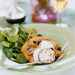 Melon and Goat Cheese Salad with Agrodolce Dressing Recipe