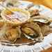 Oysters on the Half-Shell with Tangerine-Chili Mignonette Recipe