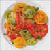 Heirloom Tomato Salad with Pomegranate Drizzle Recipe