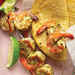 Grilled Cilantro and Pistachio Pesto Shrimp Skewers Recipe