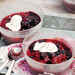 Crushed Berries with Hibiscus Jelly Recipe