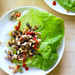 Bison and Water Chestnut Lettuce Cups Recipe