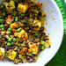 Curried Lentils with Paneer Recipe