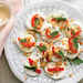 Goat Cheese with Peppers and Almonds Recipe