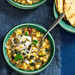 Creamy Pumpkin Seed and Green Chile Posole Recipe