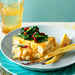 Miso-Glazed Tofu with Parsnips Two Ways