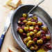 Roasted Grapes with Oozy Cheese Recipe