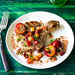 Grilled Pork Chops with Fresh Plum Chutney Recipe