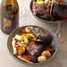 Spiced Short Ribs with Roasted Baby Carrots and Cipollini Onions Recipe