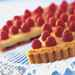 Red-Gold Raspberry White Chocolate Tart Recipe