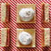 Layered Eggnog Blondies