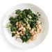 Lemon-Herb White Bean and Kale Salad Recipe