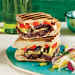 Mexican-Style Grilled Vegetable Sandwich Recipe