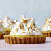 Mini Lemon Tarts with Matzo-Almond Crust image