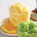 Orange Cream Granita Recipe