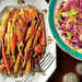 Orange-Ginger-Chile-Glazed Carrots Recipe