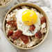 Pancetta, Fried Egg, and Red-Eye Gravy Oatmeal Recipe