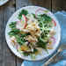 Poached Albacore with Fennel, Apple, and Radish Salad Recipe