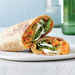Roasted Red Pepper Hummus Veggie Wraps Recipe