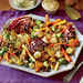 Roasted Vegetable Salad with Apple Cider Vinaigrette Recipe