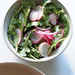 Salad with Radish and Onion