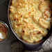 Savory Turnip Gratin with Greens