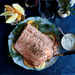 Slow-Roasted Salmon with Dill Cream Recipe
