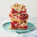 Strawberry Rhubarb Crumble Bars Recipe