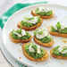 Sweet Pea Crostini with Ricotta Recipe