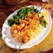 Sweet-and-Sour Chicken-Apricot Skewers Recipe