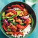Sweet-Spicy Chicken and Vegetable Stir-Fry
