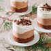 Triple Chocolate Brownie-Mousse Stacks Recipe