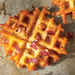 Waffled Bacon & Cheddar Grits Recipe