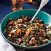 Wild Rice Dressing with Roasted Chestnuts and Cranberries Recipe