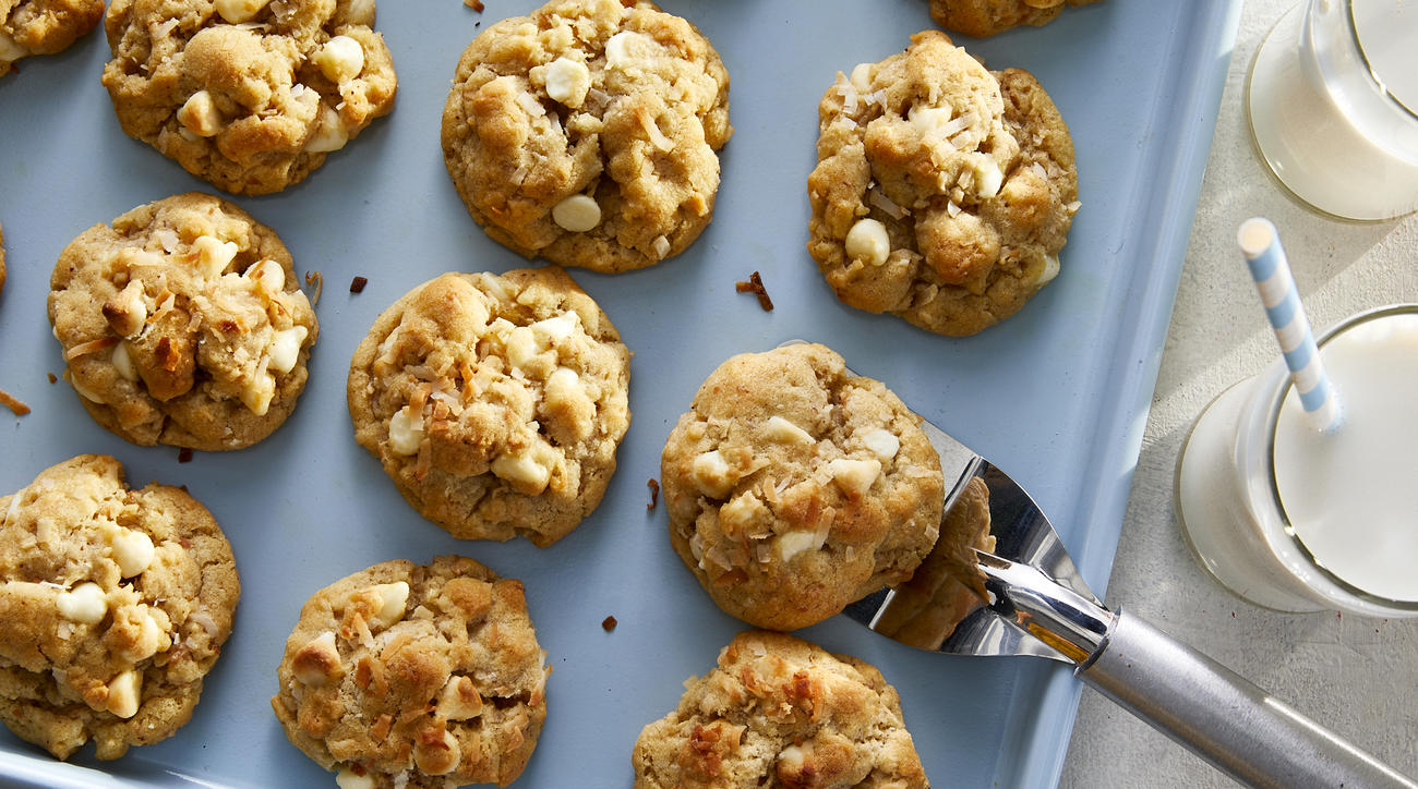 mr - Brown Butter-Coconut Cookies Image