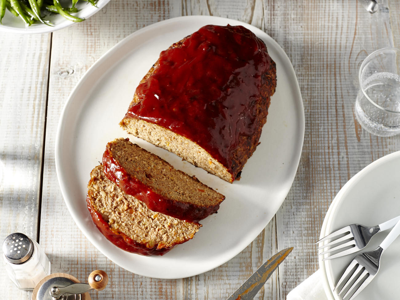 Master Turkey Meatloaf