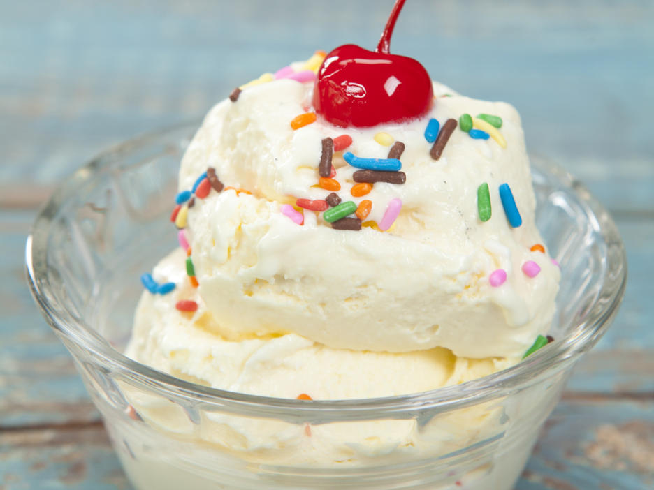 Ice Cube Ice Cream image