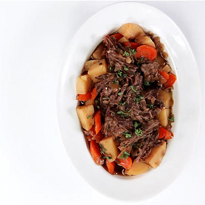 How to Make Classic Beef Pot Roast