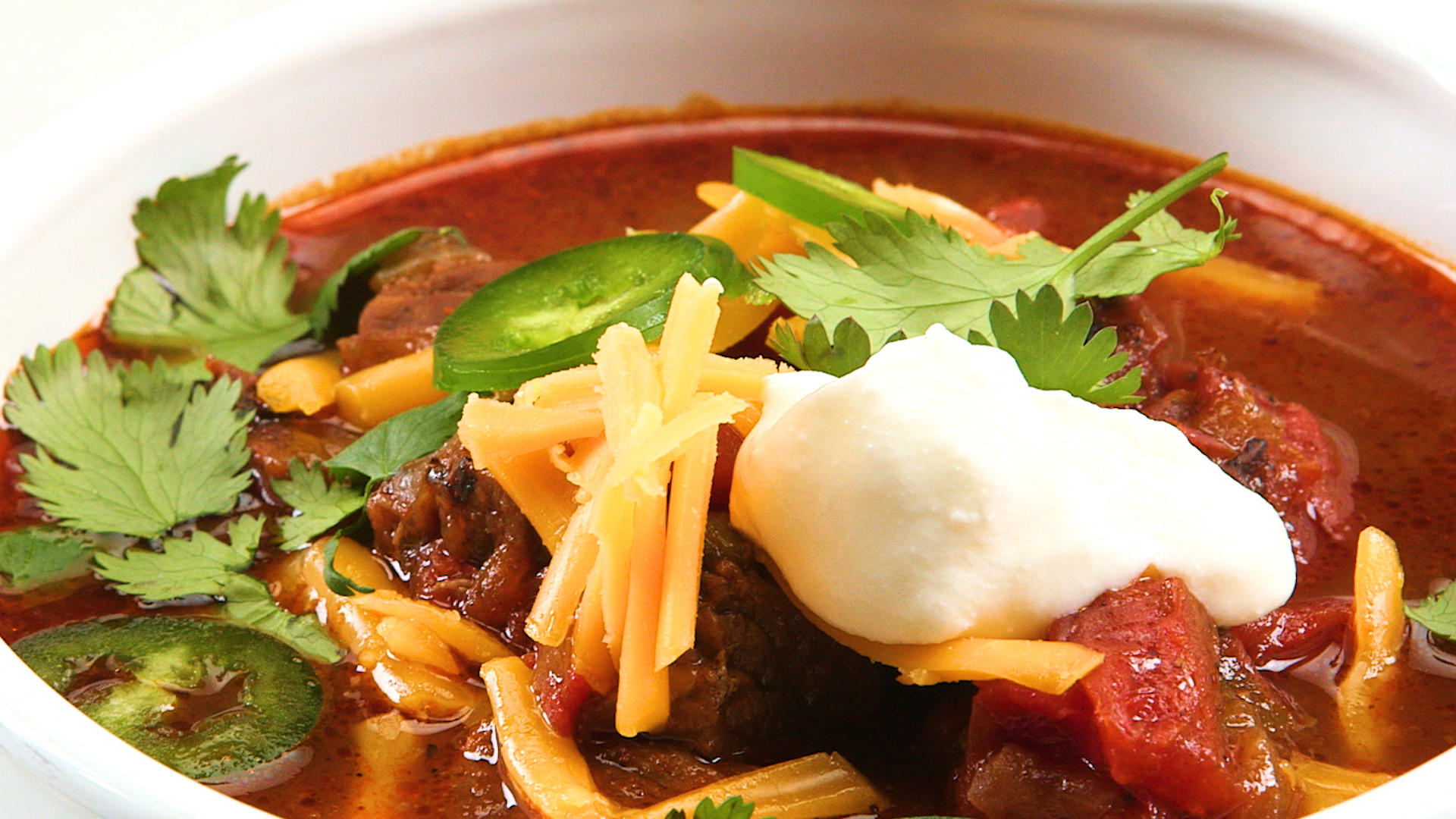 Instant Pot Beef and Bean Chili image