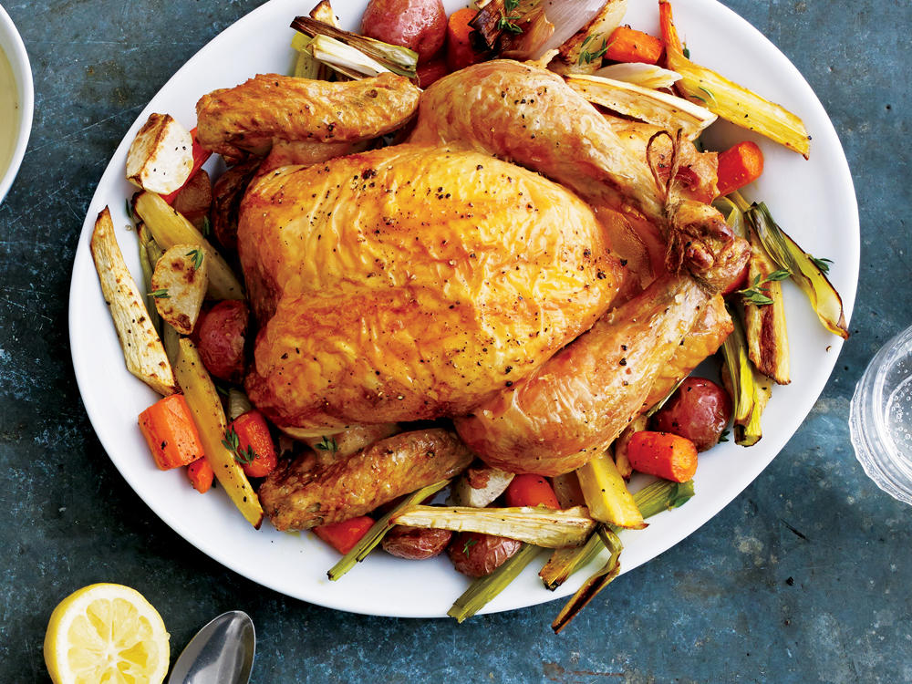 how to cook chicken with vegetables