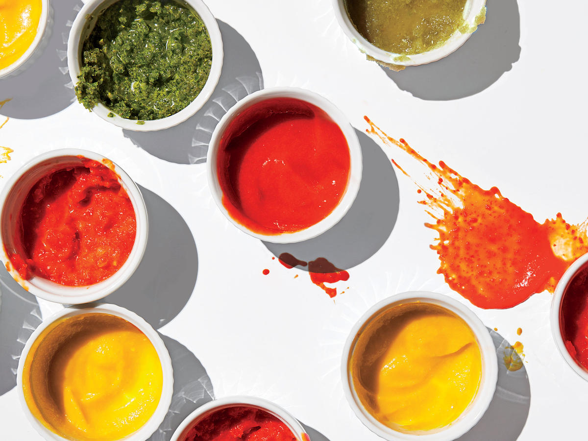 West Indies-Style Hot Sauce