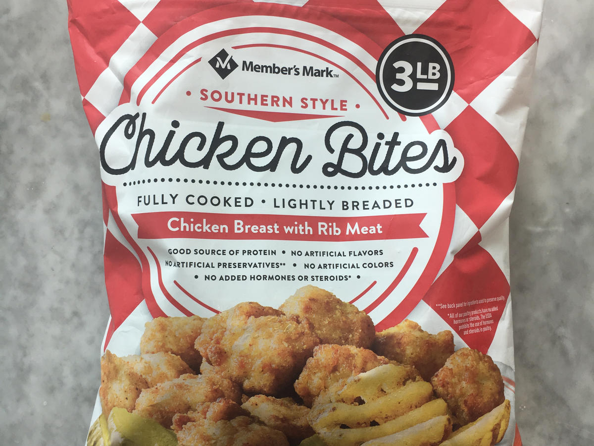 Member's Mark Southern Style Chicken Bites