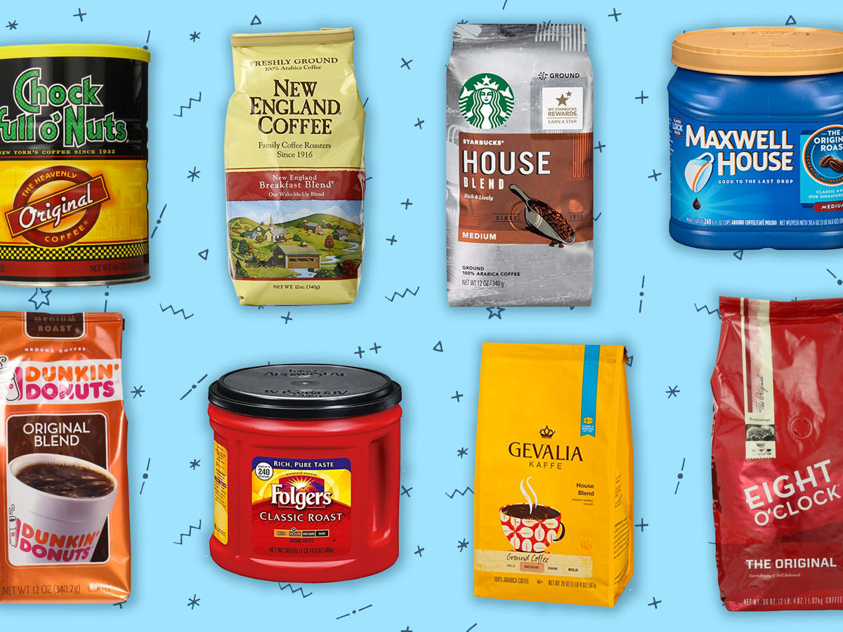 We Tested 13 Grocery Store Coffees and Here\'s the Best One | Extra ...
