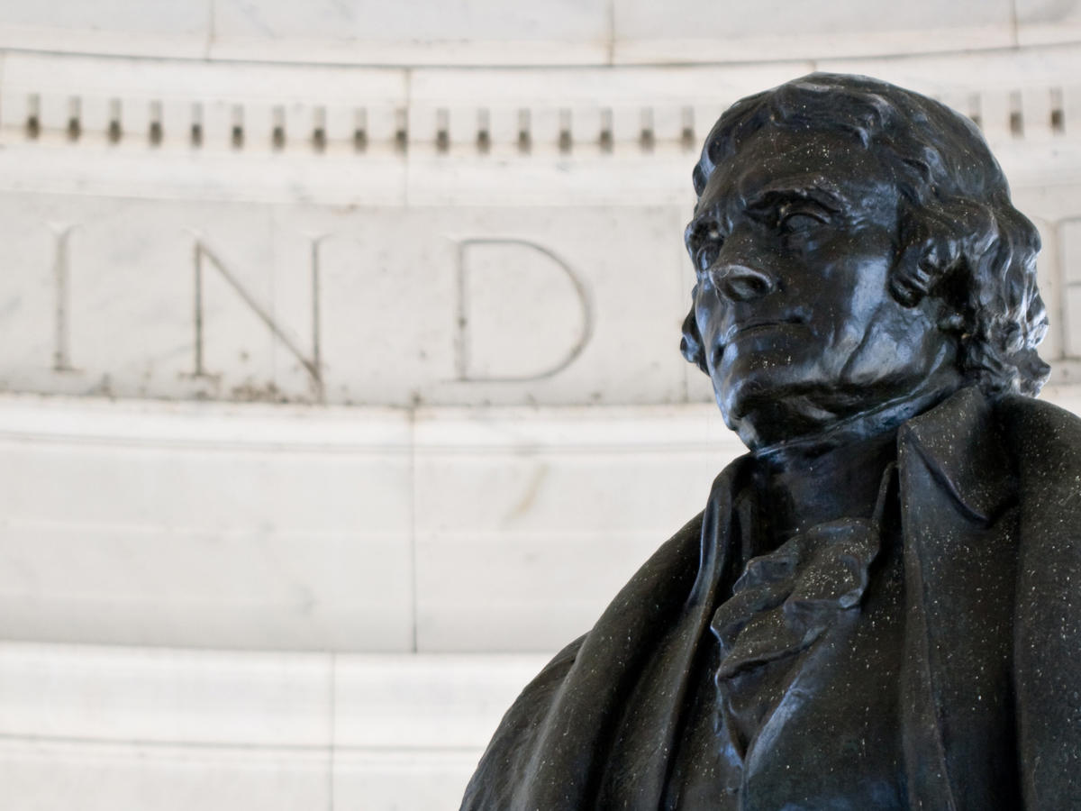 EC: Thomas Jefferson's Apple Toddy Might Cure What Ails You