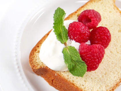 How to Make Eggnog Pound Cake