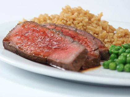 How to Make Marinated London Broil